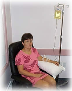 chelation-therapy-patient-with-IV-drip